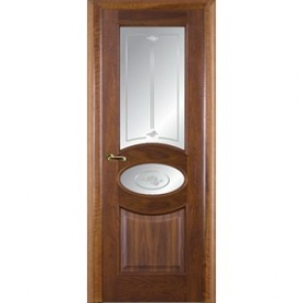 Двери Волховец Классика Орех 1152