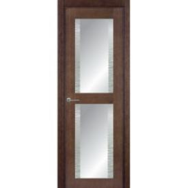 Двери Волховец Модум Дуб Морёный 4024 ДК