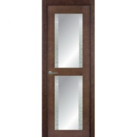 Двери Волховец Модум Дуб Янтарный 4024 ДЯ