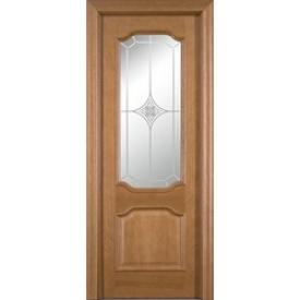 Двери Волховец Деканто 5102 Дуб Коньяк