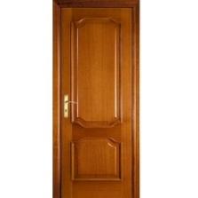 Двери Волховец Классика Красное дерево 1091