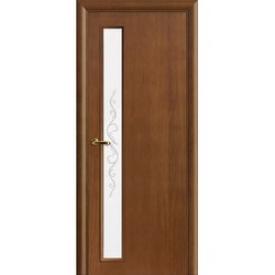 Двери Волховец Nuance 3024 Анегри Шоколад