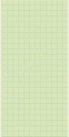 Стеновые панели:De Kvadro:Мозаика гладкая изумрудная 0102/2
