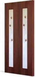 Дверное полотно Тип С-17 (ф) Тюльпан