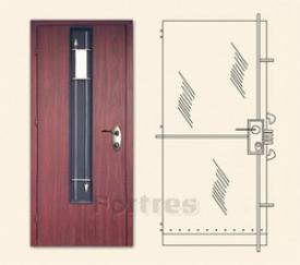 Входная дверь MUL-T-LOCK MTL805 гладиатор-абсолют Восемь каналов