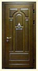 Входная стальная дверь Сталь-Вис Элит - 3