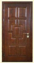 Входная стальная дверь Сталь-Вис Элит - 2