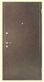 Входная стальная дверь Сталь-Вис Супер - 2