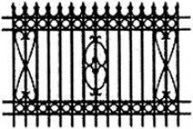 Забор МЗ-008