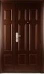 Дверь ФОРПОСТ модель SM01/2 (двухстворчатая)