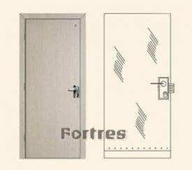 Стальная дверь MUL-T-LOCK , модель  Техническая один