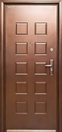 Дверь стальная 809