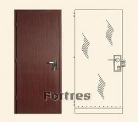 Стальная дверь  MUL-T-LOCK мод.противопожарная EI 60