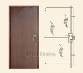 Стальная дверь MUL-T-LOCK Модель  Цитадель-Винорит Ш
