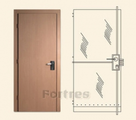 Стальная дверь MUL-T-LOCK Модель  Редут-Абсолют Четы