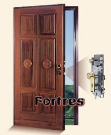 Стальная дверь Tesio, модельBasic