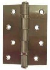 Петля дверная универсальная с 4 подшипниками качения (в комплект