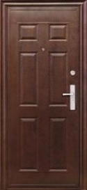 Дверь стальная 21, 22, 24 Z Классика