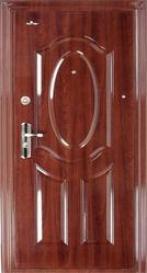 Дверь стальная 800
