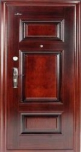Дверь стальная 22