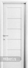 Белый ламинат. Модель 033.6