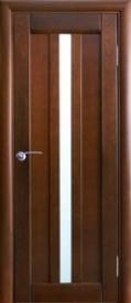 Двери ОСБ, модель Фантазия ДО-1 (остекленная - стекло мателюкс)
