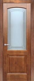 двери ЛИДЕР, модель ВИКТОРИЯ ДО-2 (остекленная)