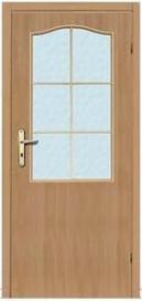 Дверь 2.6 Венге левая