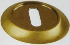 Накладки круглые под флажковый ключ ARCHIE SILLUR