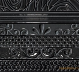 Sorgenti fantasia nero fap ceramiche декор