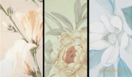 Dream fiori inserto s/3 fap ceramiche декор
