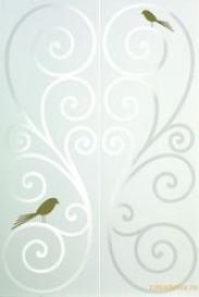 Missfap papageno inserto mix 2 fap ceramiche декор
