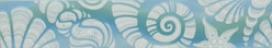 Лазурь / Lazur Керамическая плитка Лазурь бордюр