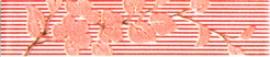 Капри Керамическая плитка Капри красный фриз1