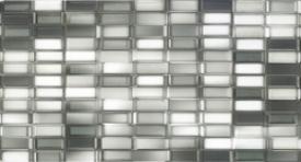 Infinity Керамическая плитка Infinity Gris Mosaico настенная