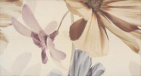 Infinity Керамическая плитка Infinity Flor 1 Crema Dekor настенн