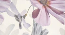 Infinity Керамическая плитка Infinity Flor 2 Blanco Decor настен