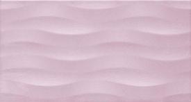 Infinity Керамическая плитка Infinity Ondas Lavanda настенная