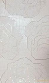Suite rose bianche mosaico mix 15 pz fap ceramiche панно