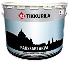 Противокоррозионная грунтовка TIKKURILA (Тикурила) ПАНССАРИ АКВА