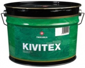 Фасадная краска TIKKURILA (Тикурила) КИВИТЕКС LC, 9 л