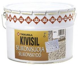 Силиконовая защита TIKKURILA (Тикурила) КИВИСИЛ, 10 л