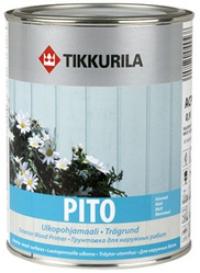Грунтовка для наружных работ TIKKURILA (Тикурила) ПИТО АР, 0.9 л