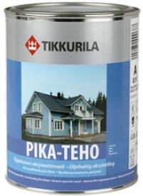 Акрилатная краска с маслом TIKKURILA (Тикурила) ПИКА-ТЕХО C, 0.9
