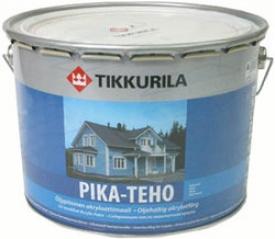 Акрилатная краска с маслом TIKKURILA (Тикурила) ПИКА-ТЕХО C, 9 л