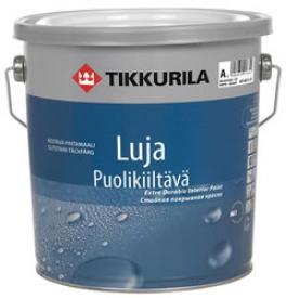 Акрилатная краска с противоплесневым компонентом TIKKURILA (Тику
