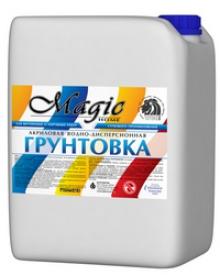 Грунтовка акриловая водно-дисперсионная Wellpaints MaigicHome