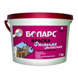 БОЛАРС Фасадная Латексная 40кг