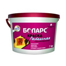 БОЛАРС Латексная 3кг