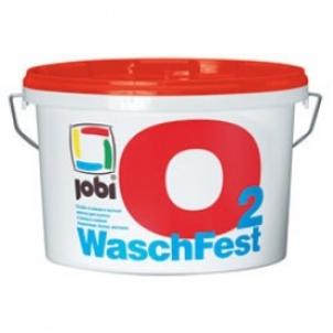 Jobi WASCHFEST O2  (0,9л,12шт) Краска для ванных и кухонь